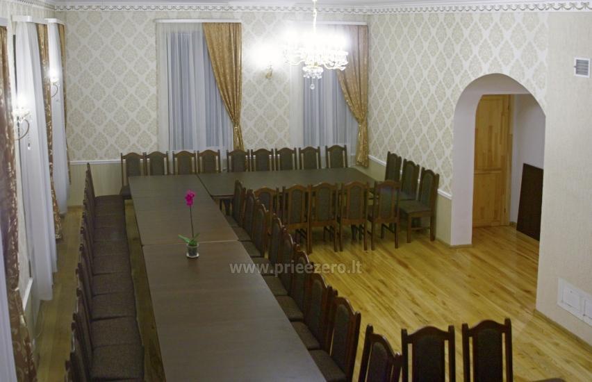 Guest house in Latvia Leču muiža - 20