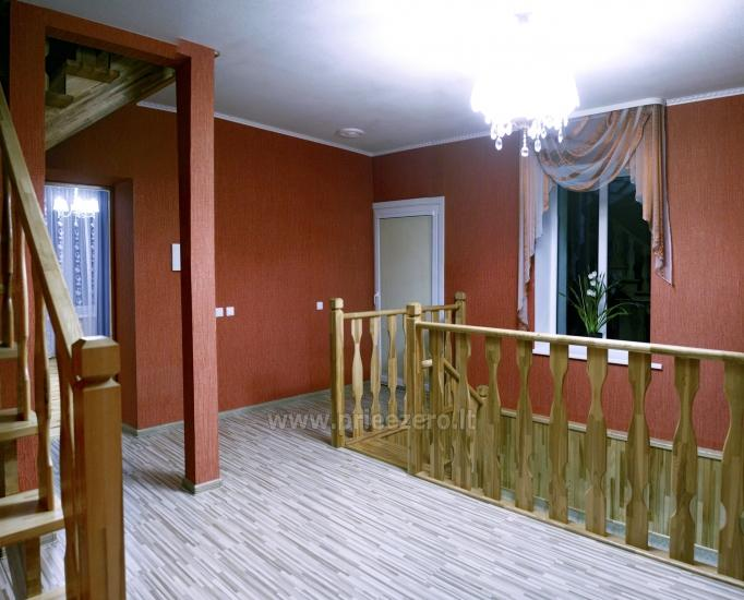 Guest house in Latvia Leču muiža - 21