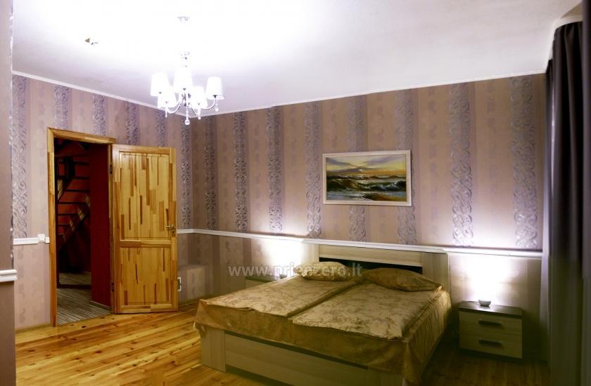 Guest house in Latvia Leču muiža - 22