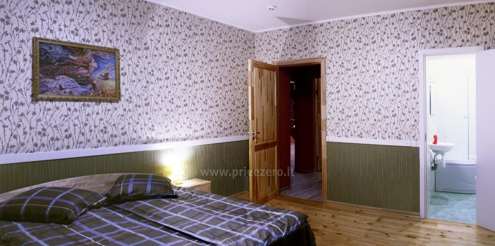 Guest house in Latvia Leču muiža - 23