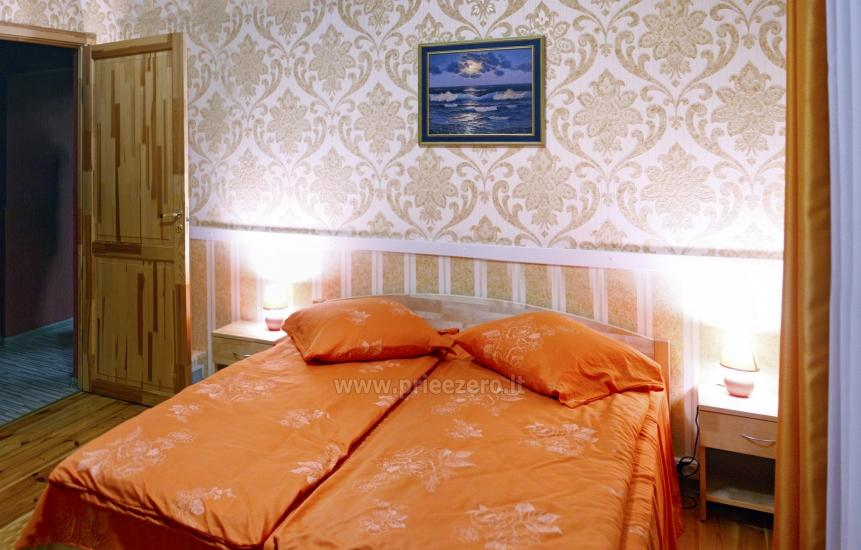 Guest house in Latvia Leču muiža - 24
