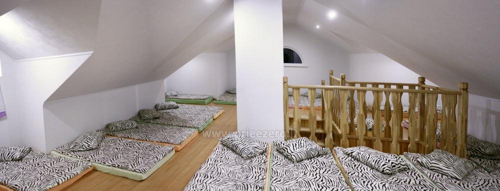Guest house in Latvia Leču muiža - 25