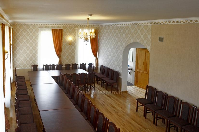 Guest house in Latvia Leču muiža - 19