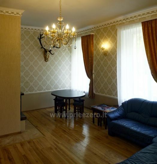 Guest house in Latvia Leču muiža - 26