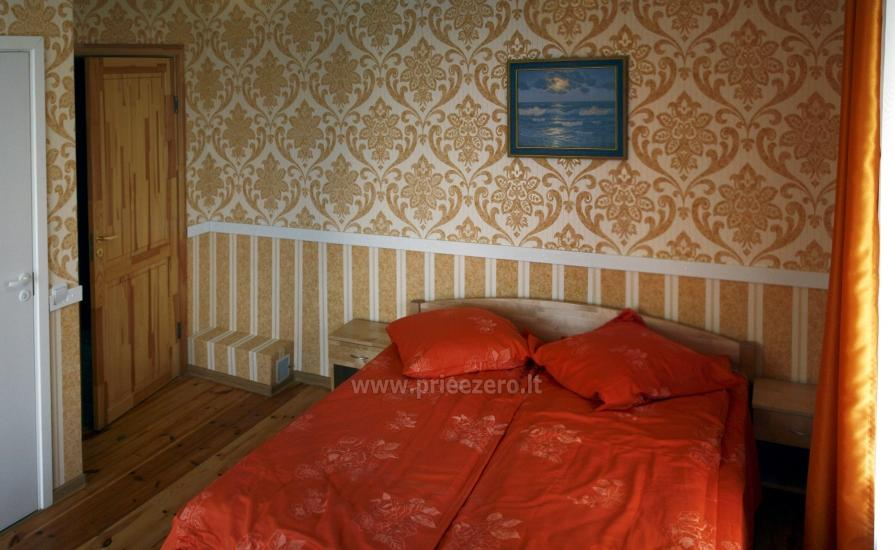 Guest house in Latvia Leču muiža - 28