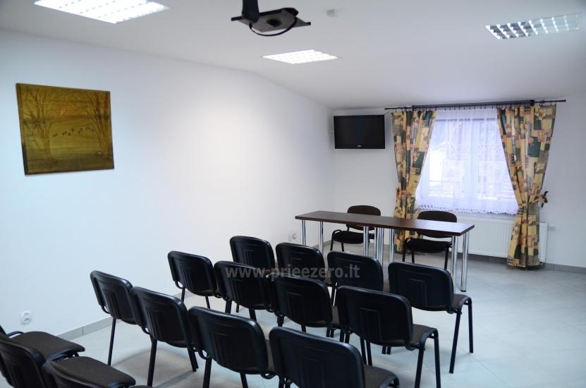 Unterhaltung und Erholungszentrum in der Nähe des Sees Seivis in Polen Šilainė - 11