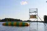 Unterhaltung und Erholungszentrum in der Nähe des Sees Seivis in Polen Šilainė - 8
