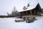 Unterhaltung und Erholungszentrum in der Nähe des Sees Seivis in Polen Šilainė - 2