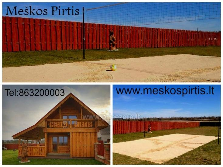 Countryside homestead Bear's sauna 17km from the center of Vilnius - 8