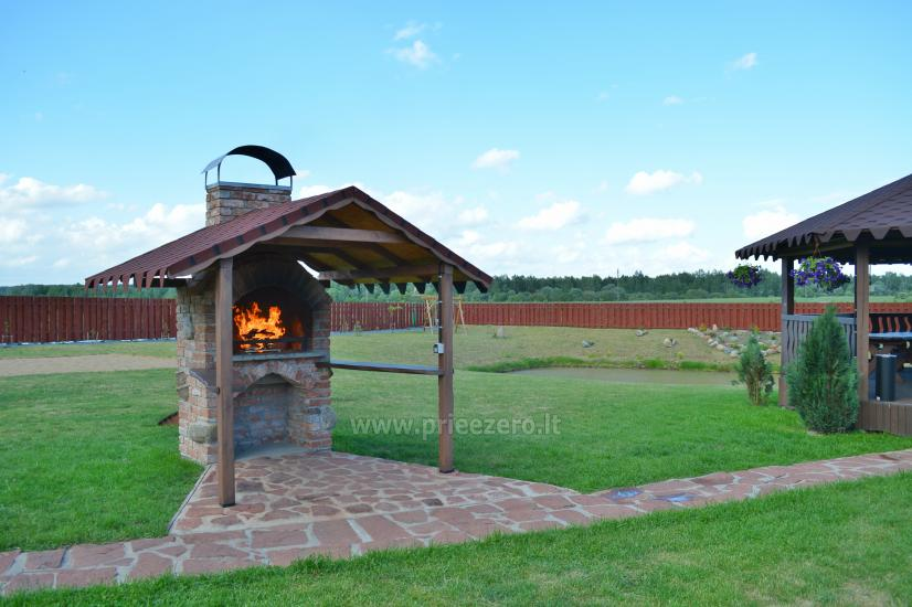 Countryside homestead Bear's sauna 17km from the center of Vilnius - 11