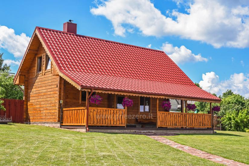 Countryside homestead Bear's sauna 17km from the center of Vilnius - 5