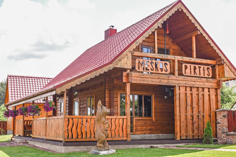 Countryside homestead Bear's sauna 17km from the center of Vilnius - 1