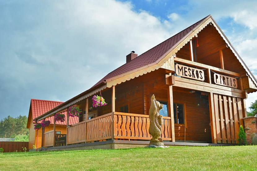 Countryside homestead Bear's sauna 17km from the center of Vilnius - 4