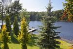 Countryside villa at the lake:kayaks, sauna, tennis court - 3