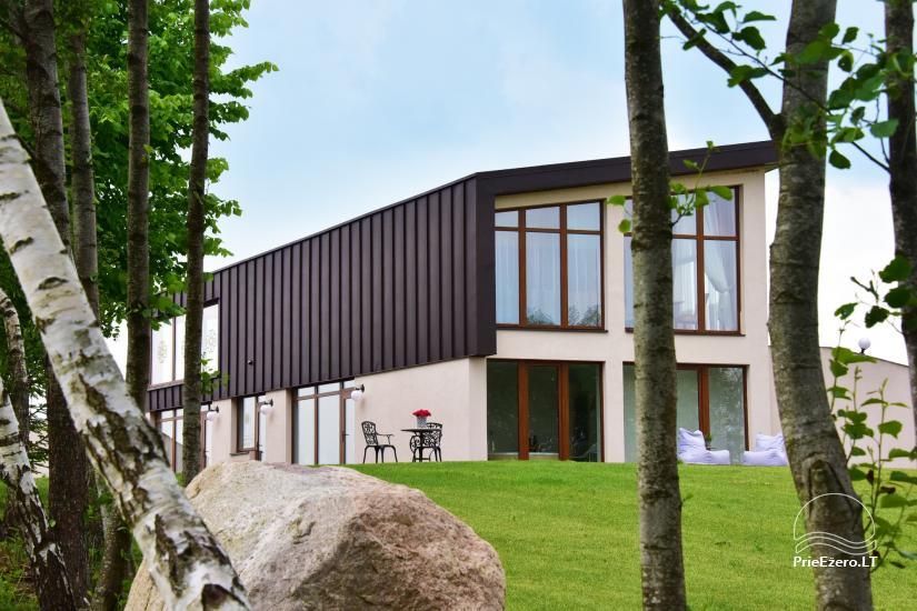 Countryside villa at the lake:kayaks, sauna, tennis court - 27