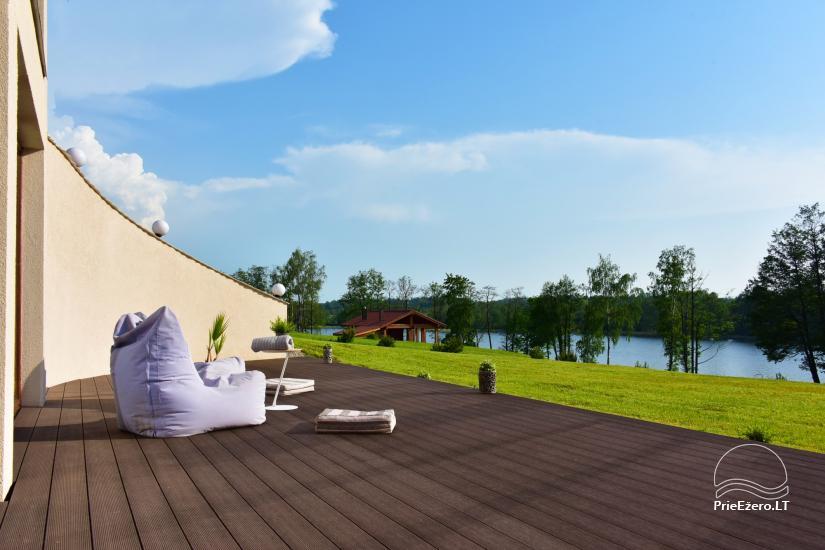 Countryside villa at the lake:kayaks, sauna, tennis court - 28