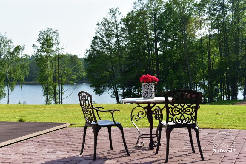 Countryside villa at the lake:kayaks, sauna, tennis court - 29