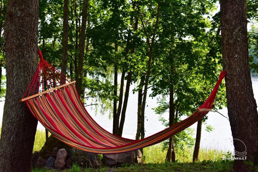 Countryside villa at the lake:kayaks, sauna, tennis court - 30