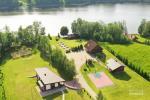 Countryside villa at the lake:kayaks, sauna, tennis court - 5