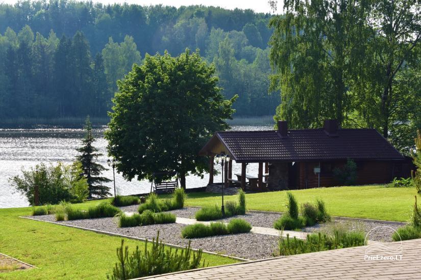 Countryside villa at the lake:kayaks, sauna, tennis court - 22