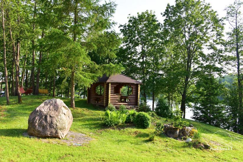 Countryside villa at the lake:kayaks, sauna, tennis court - 23