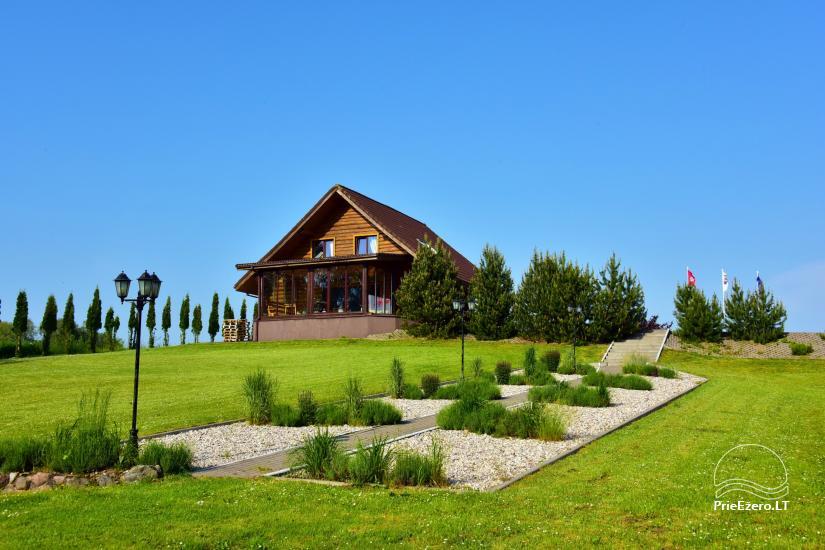 Countryside villa at the lake:kayaks, sauna, tennis court - 38