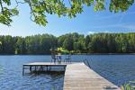 Countryside homestead near Ilgis lake:kayaks, sauna, tennis court, boats - 8