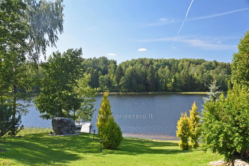 Countryside villa at the lake:kayaks, sauna, tennis court - 2
