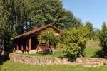 Wieś zagroda nad jeziorem: kajaki, sauna, kort tenisowy, rowery - 11