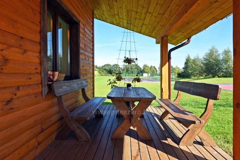 """Three-bedroom holiday cottage """"Aušra"""" (for up to 7 persons)"""