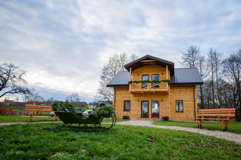 Ilgiu countryside homestead with 30-seat hall, bathhouse - 1