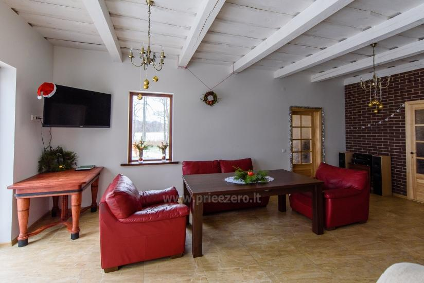 Ilgiu countryside homestead with 30-seat hall, bathhouse - 43
