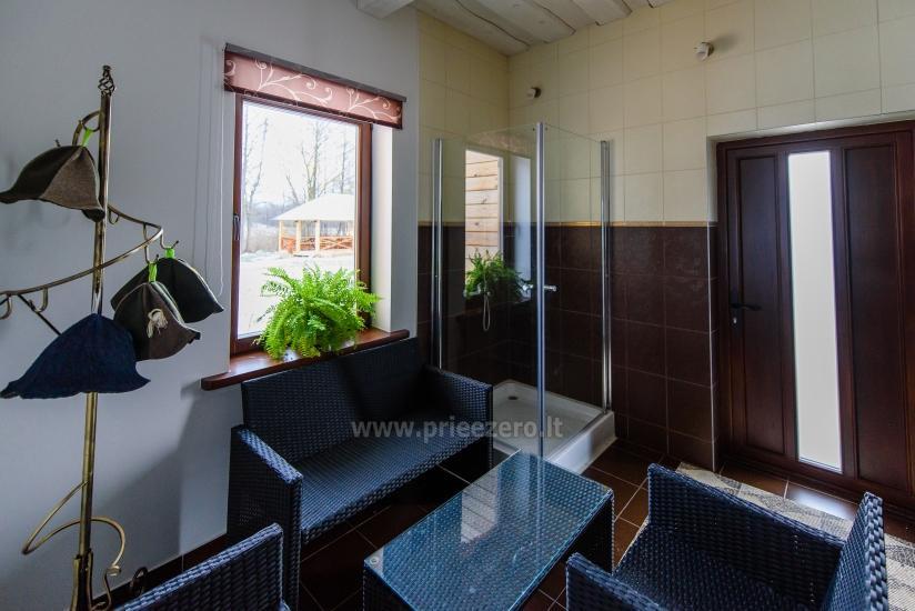 Ilgiu countryside homestead with 30-seat hall, bathhouse - 47