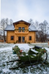 Ilgiu countryside homestead with 30-seat hall, bathhouse - 63