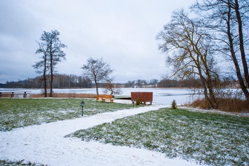 Ilgiu countryside homestead with 30-seat hall, bathhouse - 62