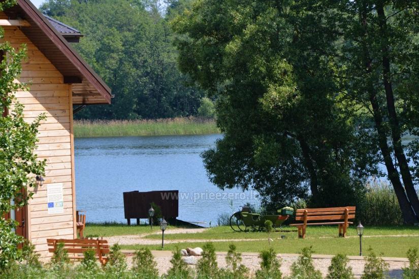 Ilgiu countryside homestead with 30-seat hall, bathhouse - 14