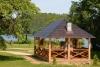 Ilgiu countryside homestead with 30-seat hall, bathhouse - 18