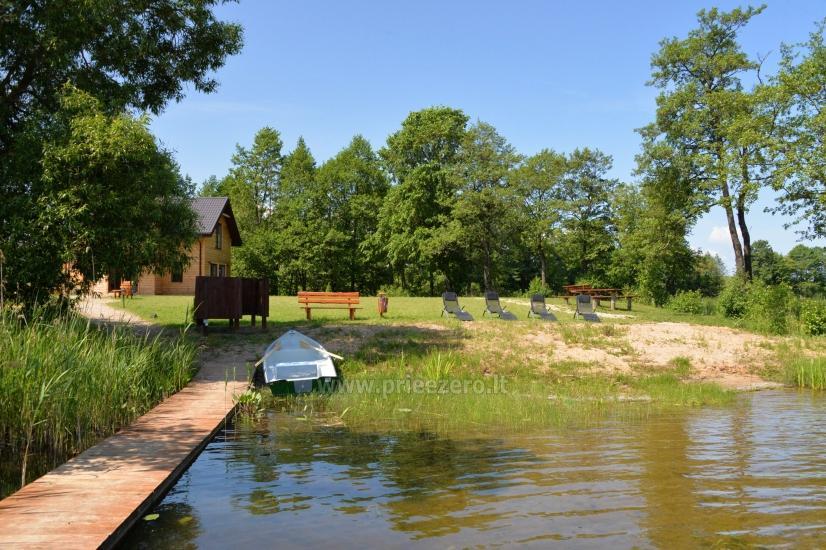 Ilgiu countryside homestead with 30-seat hall, bathhouse - 26
