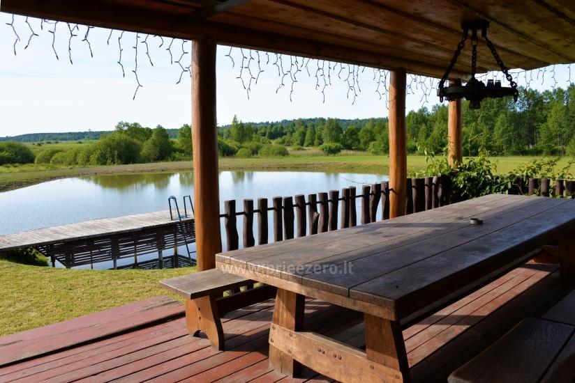 Sauna do wynajęcia w regionie Trokach, Litwa - 8