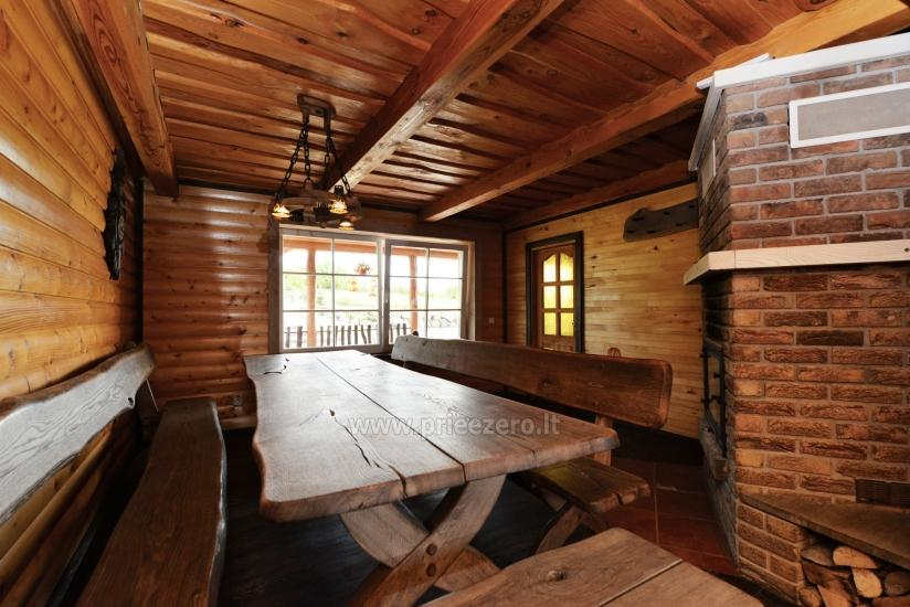 Sauna for rent in Trakai region, Lithuania - 10