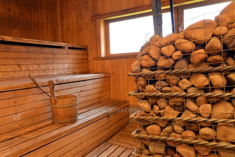 Sauna for rent in Trakai region, Lithuania - 16