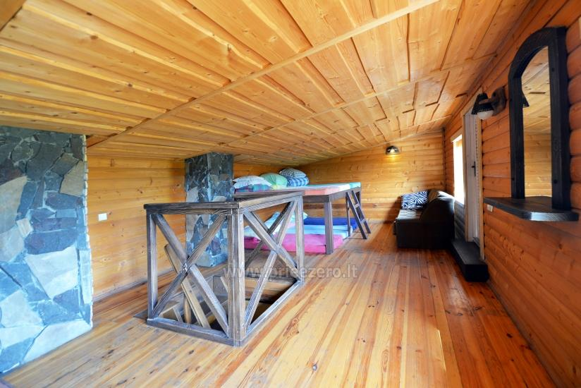 Sauna for rent in Trakai region, Lithuania - 17