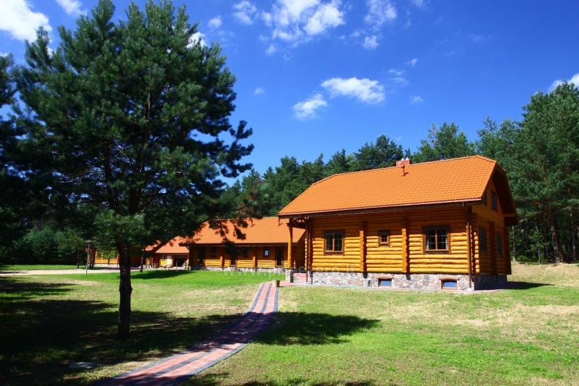 Countryside homestead near the Asveja lake, Lithuania - 1