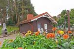 Holiday cottage for two with sauna on the shore of the lake, homestead Pas Drambliuką - 1