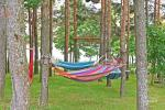 Holiday cottage for two with sauna on the shore of the lake, homestead Pas Drambliuką - 9