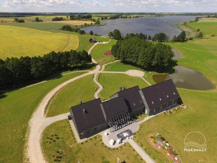 Countryside homestead for feasts and vacation on the lake shore in Alytus district Atesys - 4
