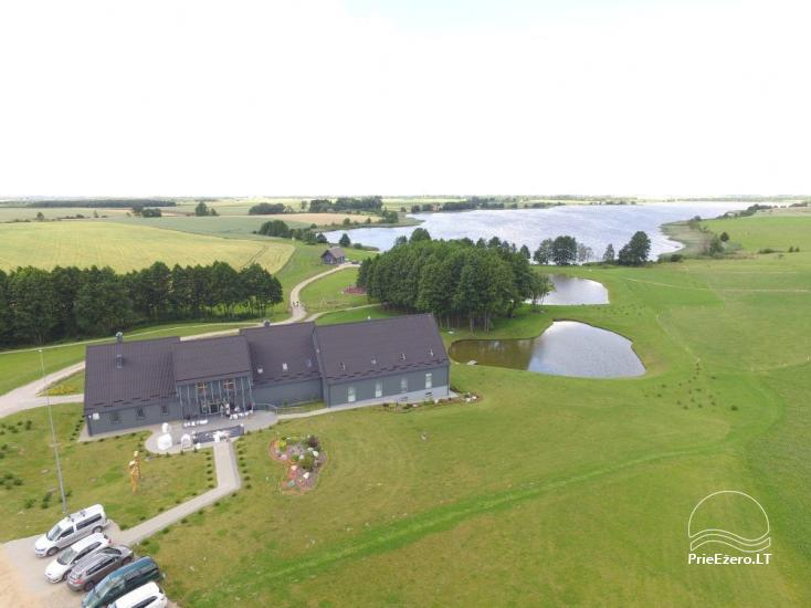 Countryside homestead for feasts and vacation on the lake shore in Alytus district Atesys - 5