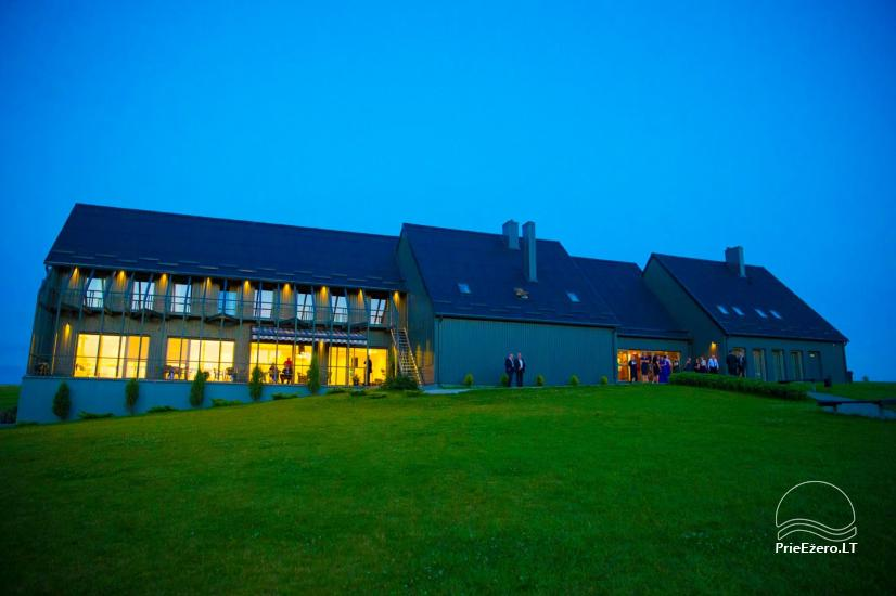 Countryside homestead for feasts and vacation on the lake shore in Alytus district Atesys - 3