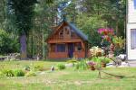 Countryside homestead Vainiūnai in Lazdijai region, Lithuania