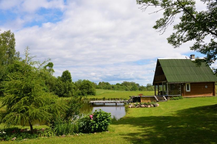 Countryside homestead Beržų giraitė in Ignalina district - 5